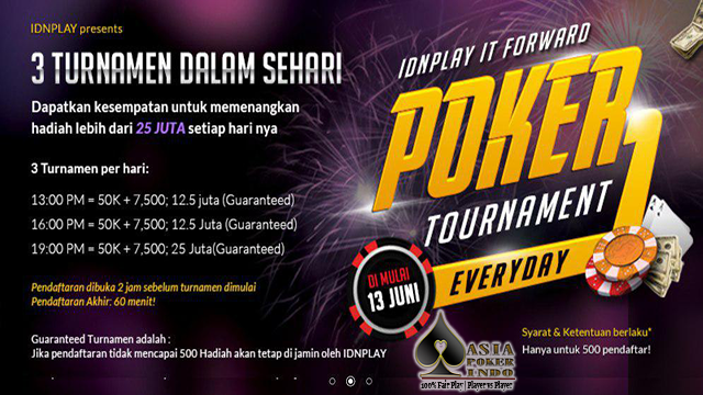 Turnamen Asia Poker Cup 2017 Season 2