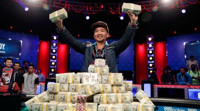 Menang WSOP Pria Ini Dapat Rp 105 Milyar