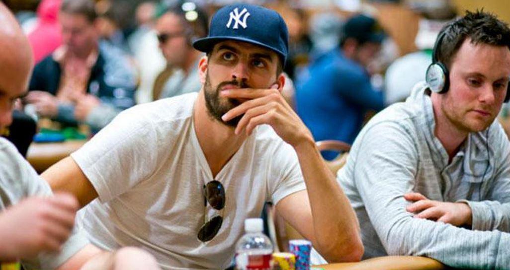 Gerard Pique Main Poker Di Las Vegas Dalam Ajang WSOP