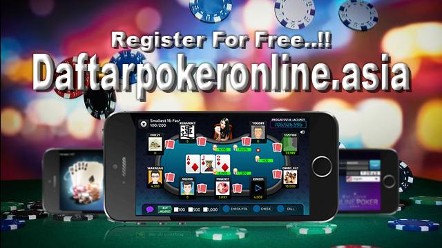 Bermain Judi Poker Online Dengan Modal Paling Kecil