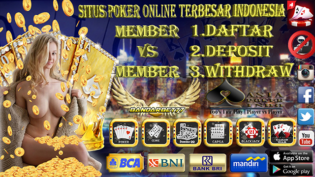 Situs Poker Online Zynga Indonesia Pakai Uang Asli