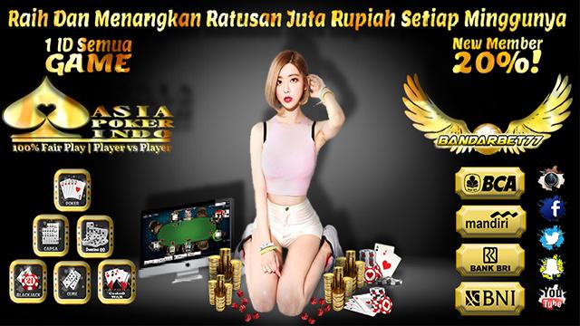 Situs Poker Indonesia Terpercaya Dan Terbesar
