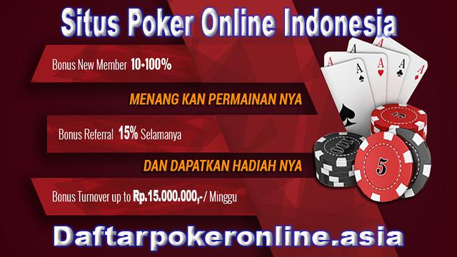 Poker Online Uang Asli Terbaru Gratis Berhadiah Jutaan Rupiah