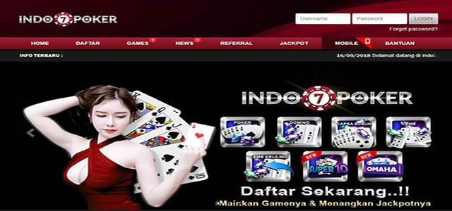 Poker OnlineTerpercaya Indonesia | Daftar Poker IDN Domino Indo Domino